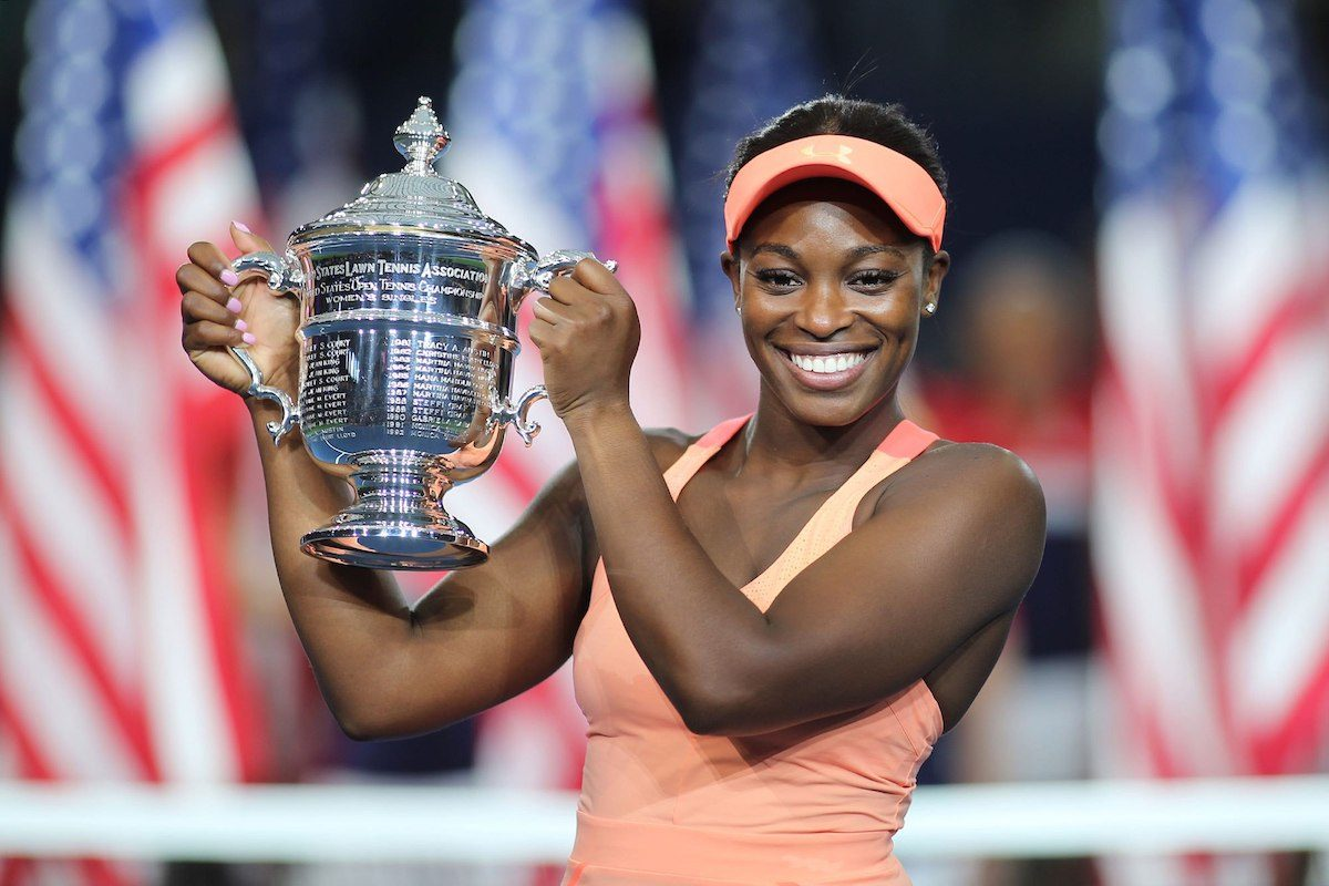 Performance lessons from Sloane Stephens