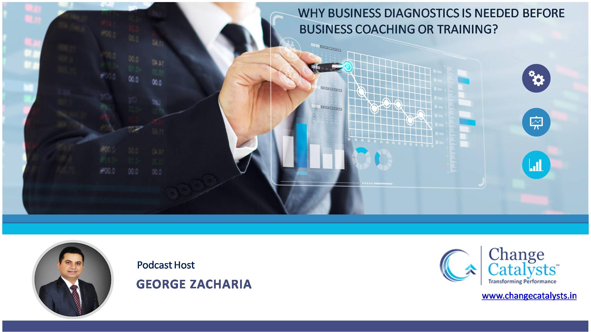 Business Diagnostics before Business Coaching
